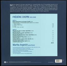 Martha Argerich - The Legendary 1965 Recording [LP]