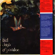 Jaimie Branch - Fly Or Die II: Bird Songs Of Paradise [LP]
