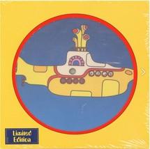 The Beatles - The Beatles Yellow Submarine (Picture Disc) + Żółta łódź podwodna LEGO®  [Pakiet]