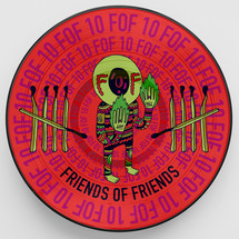 VA - FOF10: Friends of Friends at 10 (Picture Disc) [LP]