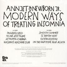 Annjet - Modern Ways Of Treating Insomnia [LP]