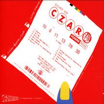 Czarface - The Odd Czar Against Us [CD]