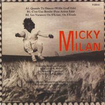 """Micky Milan - Quando Tu Dances [12""""]"""