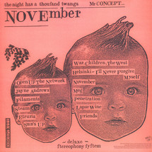 Mr. Concept - November [LP]