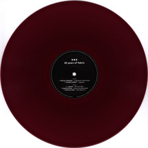 VA - 20 Years Of Fabric (Magenta Vinyl Edition) [2LP]