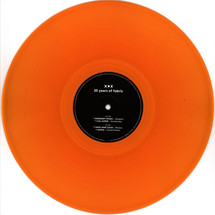 VA - 20 Years Of Fabric (Orange Vinyl Edition) [2LP]