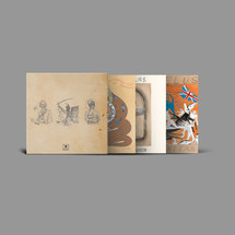 Daedelus - End Of Empire (LTD Edition 3LP+MP3 Box Set)