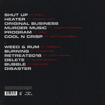 Chase And Status - RTRN II JUNGLE [LP]
