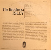 The Isley Brothers - The Brothers: Isley [LP]