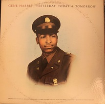 Gene Harris - Yesterday, Today & Tomorrow [2LP]