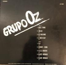 Grupo Oz - Grupo Oz [LP]