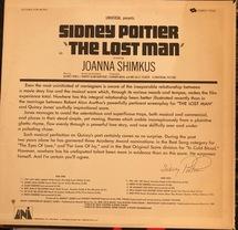 Quincy Jones - The Lost Man (The Original Soundtrack Album) [LP]