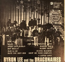 Byron Lee And The Dragonaires - Reggay Hot Cool & Easy