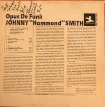 Johnny Hammond Smith - Opus De Funk [LP]