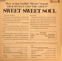 Dick Hyman And The Group - Sweet Sweet Soul [LP]