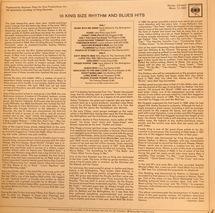 VA - 18 King Size Rhythm And Blues Hits [LP]