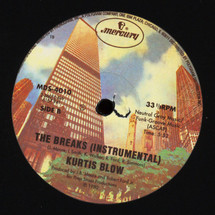"Kurtis Blow - The Breaks [12""]"