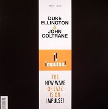 Duke Ellington - Ellington & Coltrane [LP]