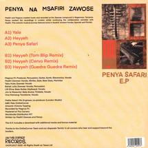 Penya Na Msafiri Zawose - Penya Safari