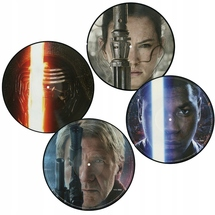 John Williams - Star Wars: The Force Awakens (Picture Disc) [2LP]
