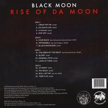 Black Moon - Rise Of Da Moon (Red Vinyl Edition) [2LP]
