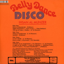 Ihsan Al-Munzer - Belly Dance Disco [2LP]