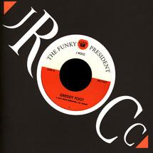 "J.Rocc - Funky President Edits Vol.7 [7""]"