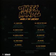 Murs - Thees Handz [LP]