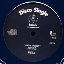 Patti Jo - Make Me Believe In You / Ain