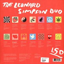 The Leonard Simpson Duo - LSD (LP+MP3) [LP]
