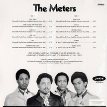 The Meters - The Meters (Cissy Strut) [LP]