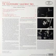 Włodzimierz Nahorny Trio - Heart