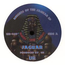 "The Aztec Mystic - Knights Of The Jaguar EP [12""]"