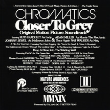 Chromatics - Closer To Grey (180g/ Blood Red Vinyl) [2LP]