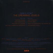 Greg Foat - The Dreaming Jewels [LP]