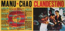 Manu Chao - Clandestino [2LP+CD]