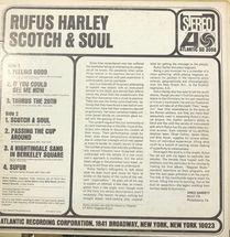 Rufus Harley - Scotch & Soul [LP]