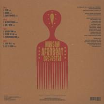 Warsaw Afrobeat Orchestra - Wendelu