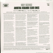 Amirtha Kidambi - Holy Science [LP]