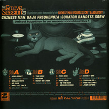 Chinese Man - The Groove Sessions Vol.5 (2LP + MP3)
