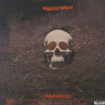 Funkadelic - Maggot Brain (180g/ Colored Vinyl Edition)