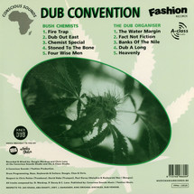 The Bush Chemists Meets The Dub Organiser - Dub Convention (Remastered) [LP]