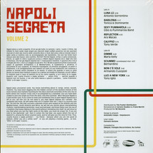 VA - Napoli Segreta Volume 2 [LP]