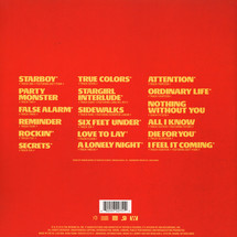 The Weeknd - Starboy 2LP