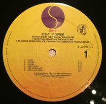 Ice-T - Power [LP]