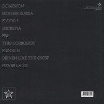 Sisters Of Mercy - Floodland [LP]