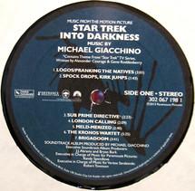 V/A - Star Trek Into The Darkness OST [LP]