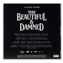 G-Eazy - The Beautiful & Damned [2LP]