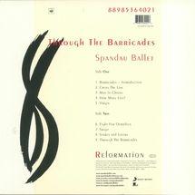 Spandau Ballet - Through the Barricades [LP]