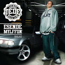 TEDE - Esende Mylffon: Hałas 3LP + 2CD + t-shirt [3LP]